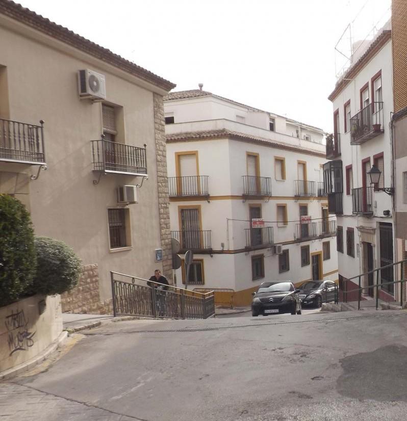 Calle Vicente Montuno que volverá a cambiar de dirección en sentido ascendente.