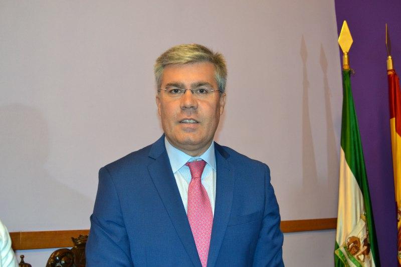 José Enrique Fernández de Moya, ex alcalde de Jaén y secretario de Estado de Hacienda.