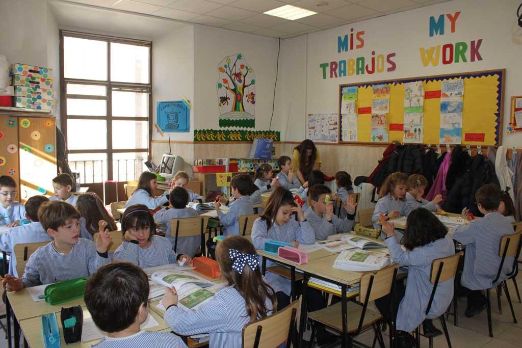 Colegio de educación primaria.