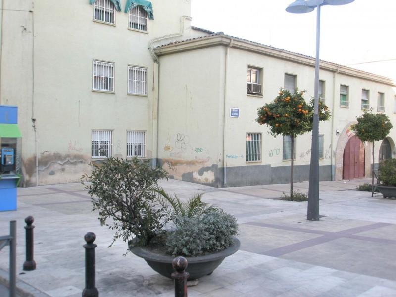 Barrio de las Protegidas en Jaén.