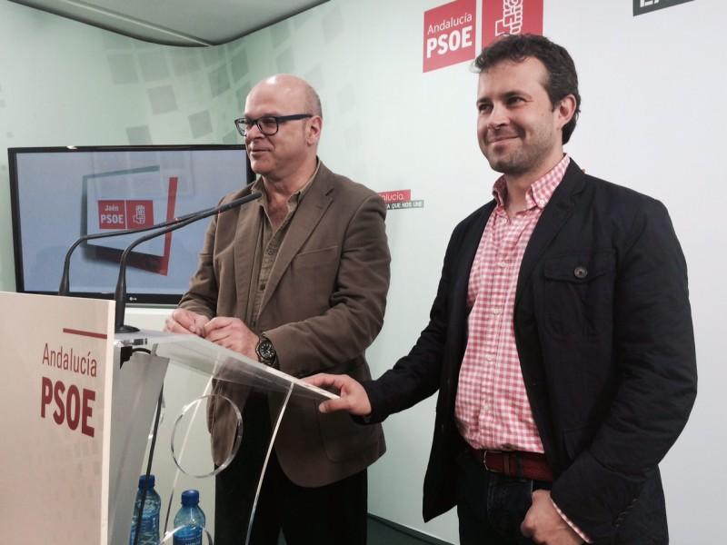 Manolo Fernández y Julio Millán