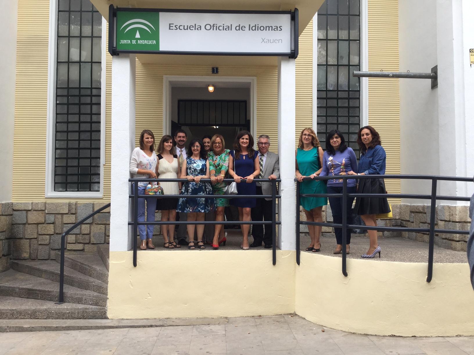 Inaugurada la nueva sede de la escuela oficial de idiomas - Escuela oficial de idiomas inca ...