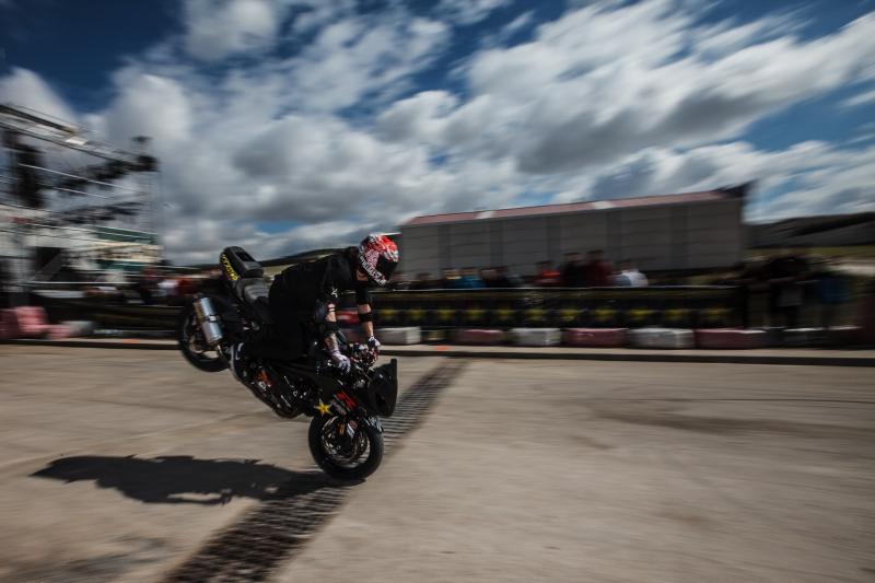 Festival de las motos en Begíjar. FOTO. HoraJaén