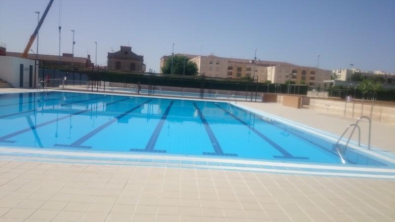 beda adelanta la apertura de las piscinas municipales a