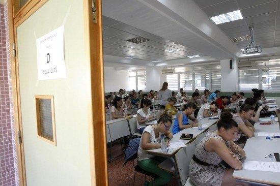 Oposiciones en una de las ofertas públicas de empleo de la Junta de Andalucía.