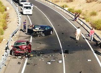 Accidente mortal el 1 de septiembre de 2017