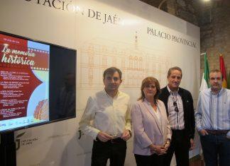 Presentación VIII Ciclo de Cine La memoria histórica