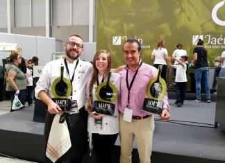 Mery García, del blog Cocina para todos, ganadora de AOVE Blogger