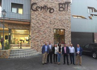 Inauguración Centro BTT La Pandera