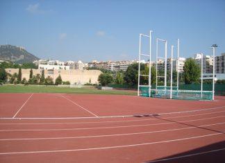 Pista de atletismo La Salobreja
