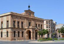 Ayuntamiento de Linares.