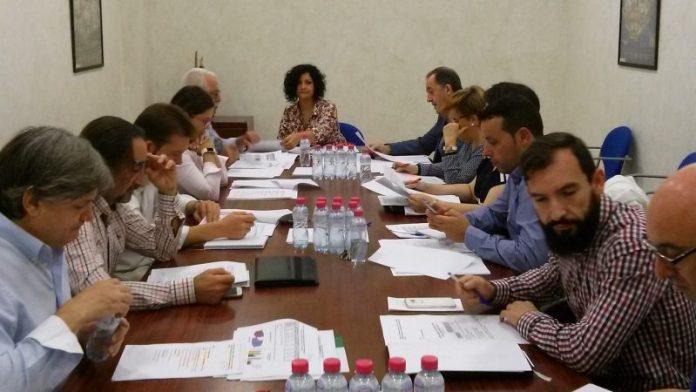 Comisión Provincial de Prevención de Riesgos Laborales de Jaén