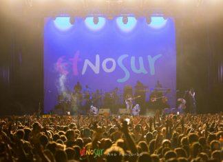 Festival Etnosur celebrado en Alcalá la Real este 2017