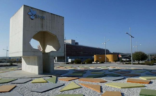 Parque tecnológico de Geolit.