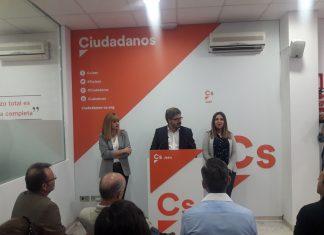 María Cantos pasa a formar parte de Ciudadanos Jaén