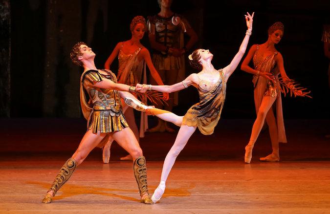 El Ballet Espartaco llega a la Universidad de Jaén