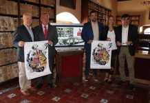 Presentación del Certamen de Novela Histórica de Úbeda
