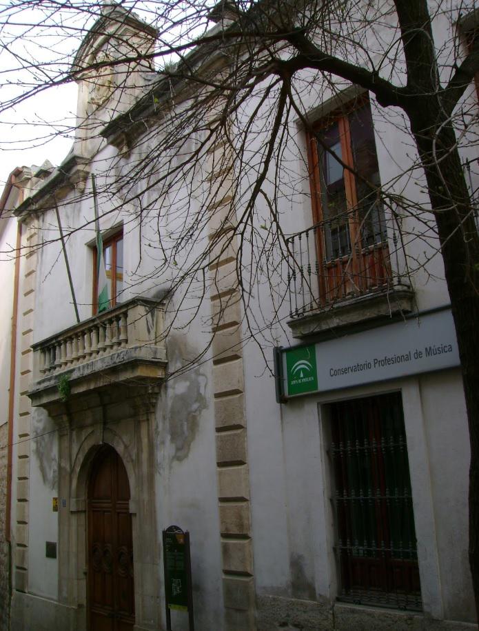 Conservatorio Superior de Música.