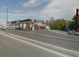 Gasolinera de La Imora