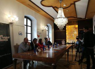 Presentación de la segunda edición de Susurro del Vino en Úbeda.