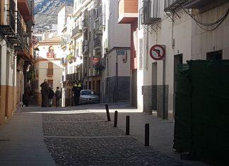 Una de las calles céntricas donde se va a cambiar la dirección.