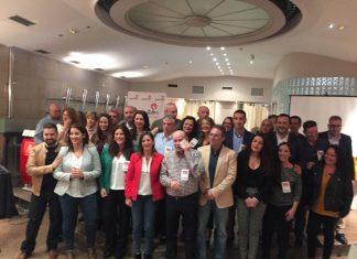 Agrupación local del PSOE de La Carolina.