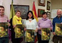 Presentación de los ganadores Tierra de AOVE en Mancha Real.