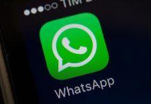 Logotipo de whatsapp cuyo servicio está caído.