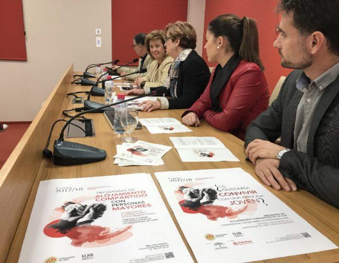 Presentación del el Programa de Alojamiento compartido con Mayores.