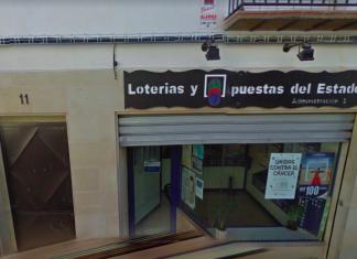 Administración de Loterías nº1 de Sabiote