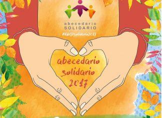 Cartel del Abecedario Solidario de Uniradio