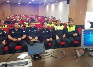 Policías locales de la provincia se forman enla detección de alcohol y drogas en conductores.