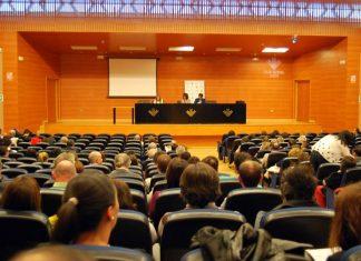 Reunión del Colegio de Abogados de Jaén.