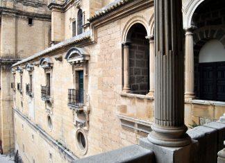 Zona de las Galerías Altas de la Catedral.