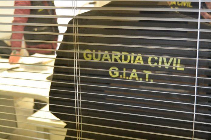El GIAT de Jaén, Navarra y Madrid han investigado este caso