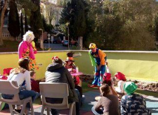 Menores participan en las actividades por el día de la Diabetes.