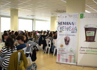Foto Inauguración Actividades Semana de la Ciencia