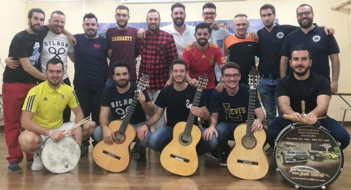 La compara de Jaén hará historia en el gran Teatro Falla durante los carnavales de Cádiz.