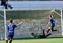 Gol del Inter de Jaén que lo sitúa en segunda posición.