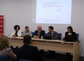 Se ha presentado esta nueva Orden en dos actos organizados con la colaboración de las Cámaras de Comercio e Industria linarense e iliturgitana