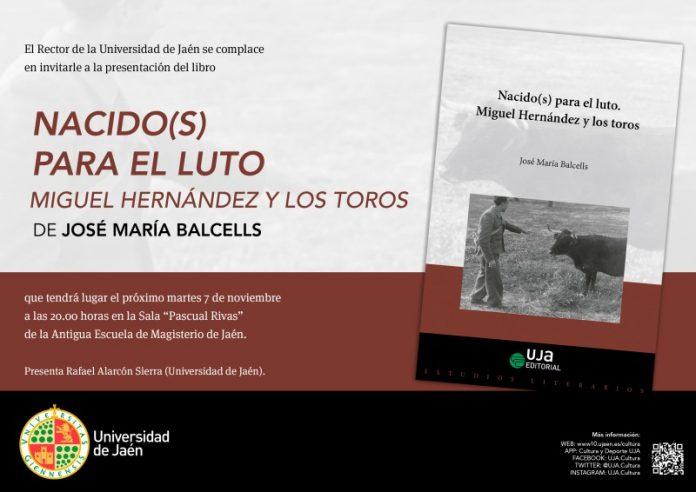 La UJA presenta el libro