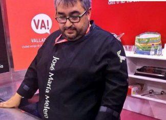 El cocinero José María Melero, uno de los premiados de este año.