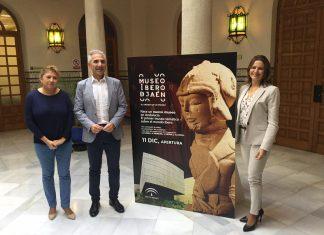 Presentación de la campaña de apertura del Museo Íbero.