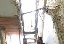 Rehabilitación edificatoria en Linares.