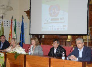 Teresa Vega participa en la Jornada Regional de Diabetes en Jaén.
