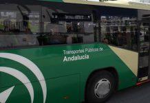 Autobús del Consorcio Metropolitano de Jaén.
