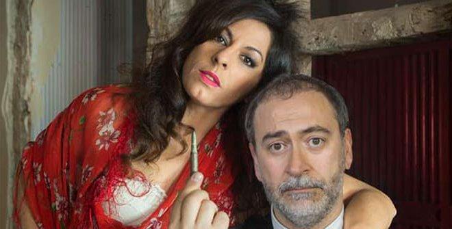 Cristina Medina y Molero protagonizan la obra ¡Ay Carmela!
