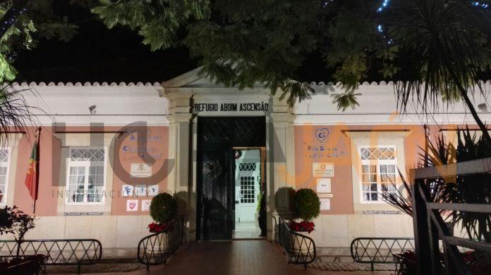 Centro de emergencia infantil donde pasarán esta noche los menores sustraídos por su padre en Alcalá la Real. FOTO: HORAJAÉN