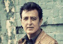 Manolo García visitará Jaén el próximo mes de abril en su segundo concierto de su gira.