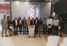 Reunión de afiliados y militantes del PSOE de La Bobadilla